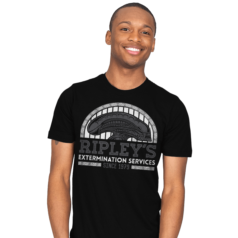 Ripley's Extermination Services - Mens - T-Shirts - RIPT Apparel