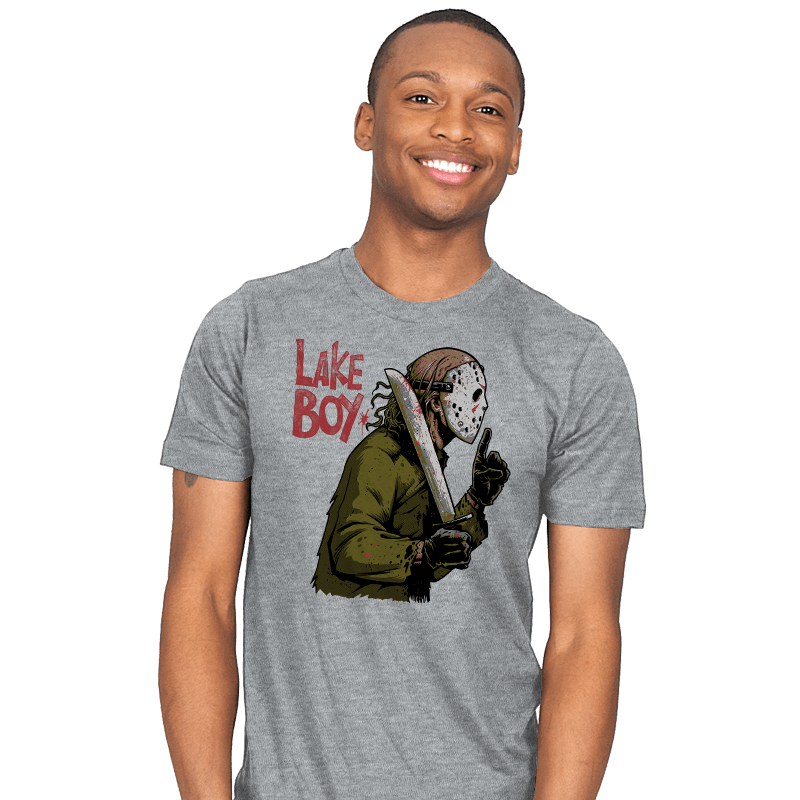 Lake Boy - Mens - T-Shirts - RIPT Apparel