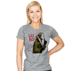 Lake Boy - Womens - T-Shirts - RIPT Apparel