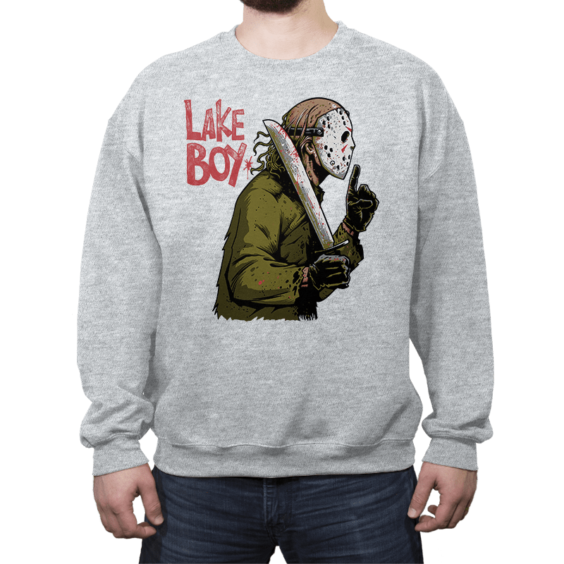 Lake Boy - Crew Neck - Crew Neck - RIPT Apparel