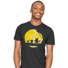 Electric Moonwalk - Mens - T-Shirts - RIPT Apparel