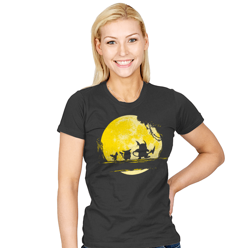 Electric Moonwalk - Womens - T-Shirts - RIPT Apparel