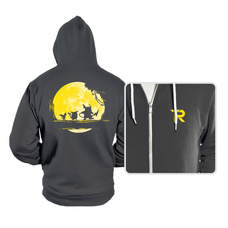 Electric Moonwalk - Hoodies - Hoodies - RIPT Apparel