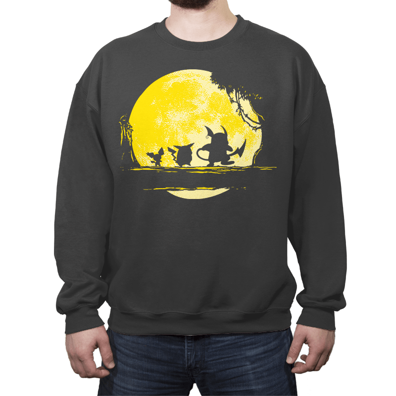 Electric Moonwalk - Crew Neck - Crew Neck - RIPT Apparel