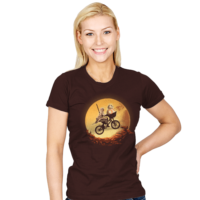 Sand Rider - Womens - T-Shirts - RIPT Apparel
