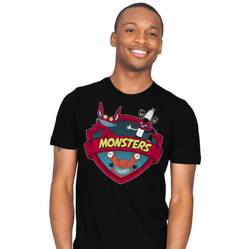 Monsters - Mens - T-Shirts - RIPT Apparel