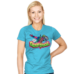 Fresh Pool - Womens - T-Shirts - RIPT Apparel