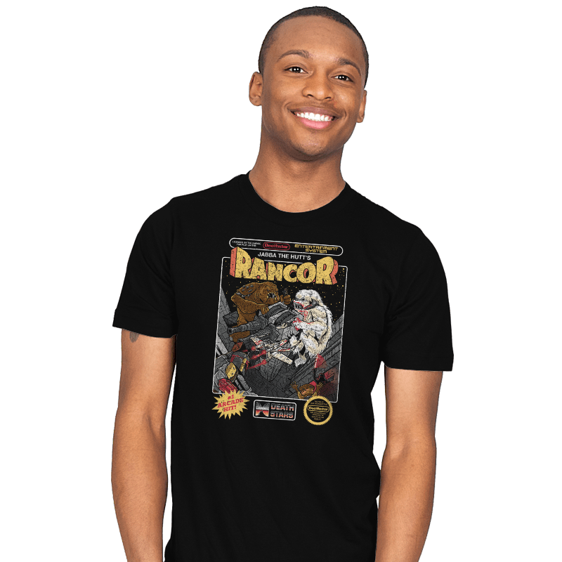 Jabba's Rancor - Mens - T-Shirts - RIPT Apparel