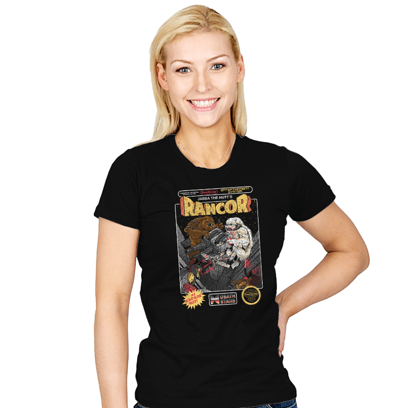 Jabba's Rancor - Womens - T-Shirts - RIPT Apparel