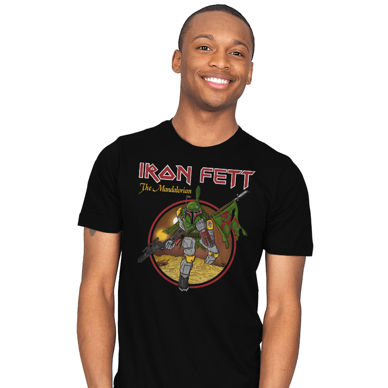 The Mandalorian - Mens - T-Shirts - RIPT Apparel