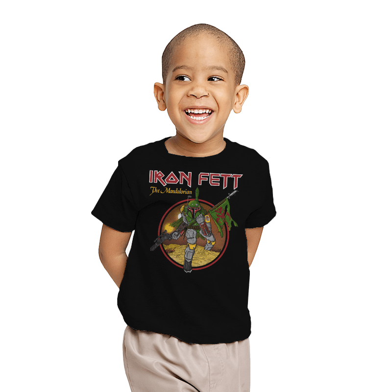 The Mandalorian - Youth - T-Shirts - RIPT Apparel