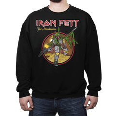 The Mandalorian - Crew Neck - Crew Neck - RIPT Apparel