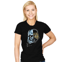 Daft Side - Womens - T-Shirts - RIPT Apparel
