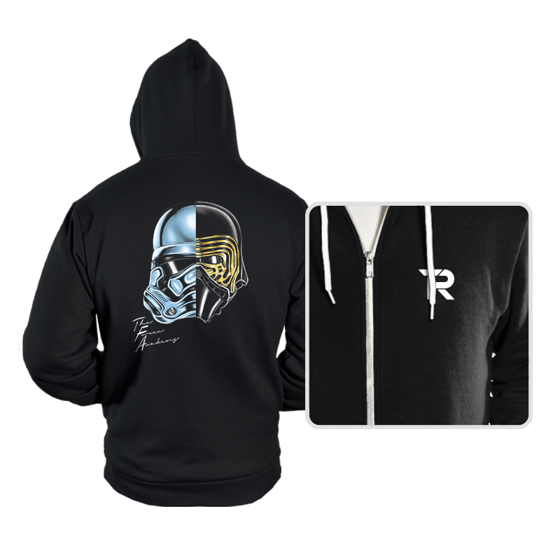 Daft Side - Hoodies - Hoodies - RIPT Apparel