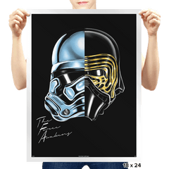 Daft Side - Prints - Posters - RIPT Apparel