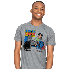 Rock'em Sock'em Super Friends - Mens - T-Shirts - RIPT Apparel