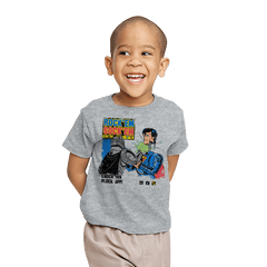 Rock'em Sock'em Super Friends - Youth - T-Shirts - RIPT Apparel