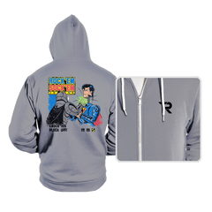 Rock'em Sock'em Super Friends - Hoodies - Hoodies - RIPT Apparel