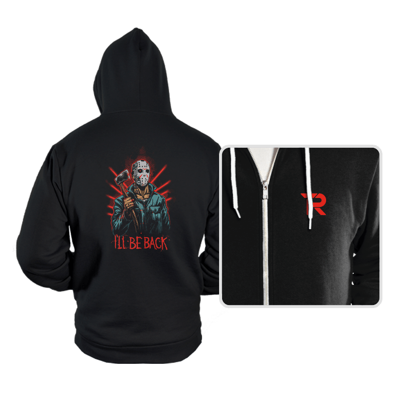Killer Machine - Hoodies - Hoodies - RIPT Apparel