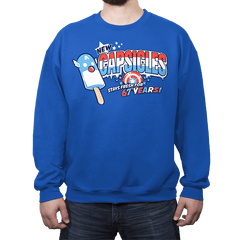 Capsicles - Crew Neck - Crew Neck - RIPT Apparel