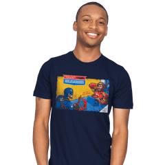 Hellicarrier: The Game! - Mens - T-Shirts - RIPT Apparel