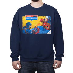 Hellicarrier: The Game! - Crew Neck - Crew Neck - RIPT Apparel