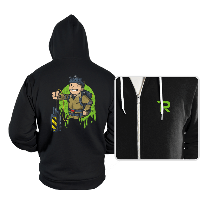 Ghost Boy - Hoodies - Hoodies - RIPT Apparel