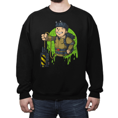 Ghost Boy - Crew Neck - Crew Neck - RIPT Apparel
