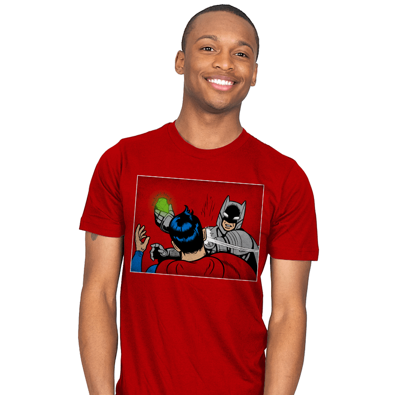 Bat-Slap - Mens - T-Shirts - RIPT Apparel