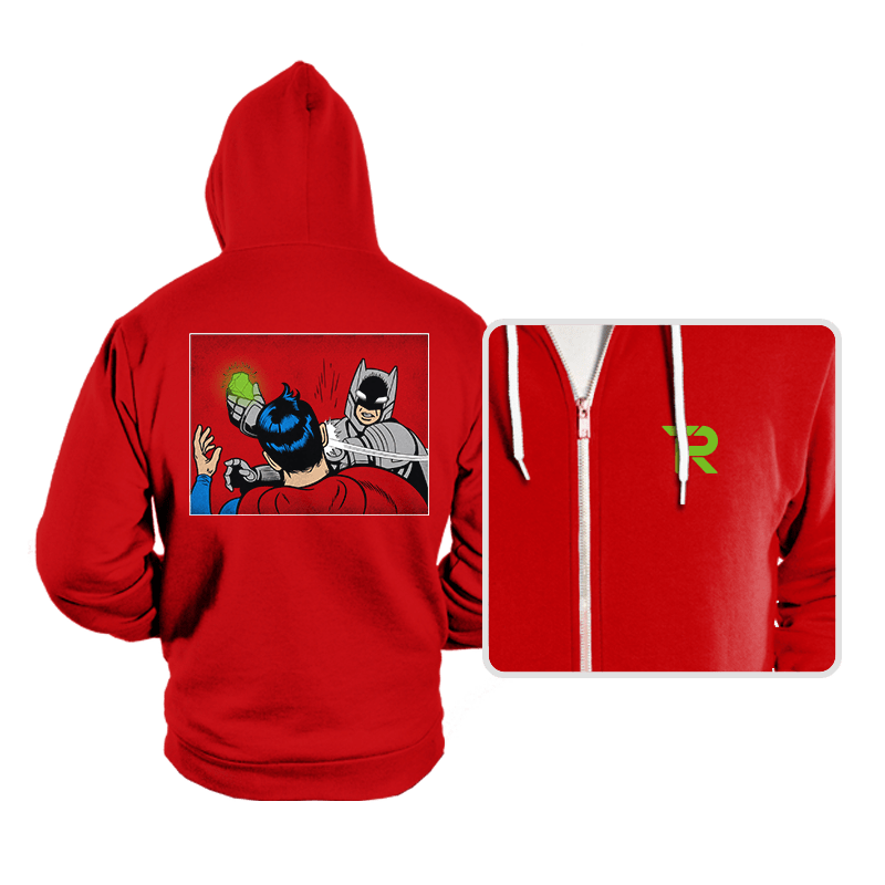 Bat-Slap - Hoodies - Hoodies - RIPT Apparel