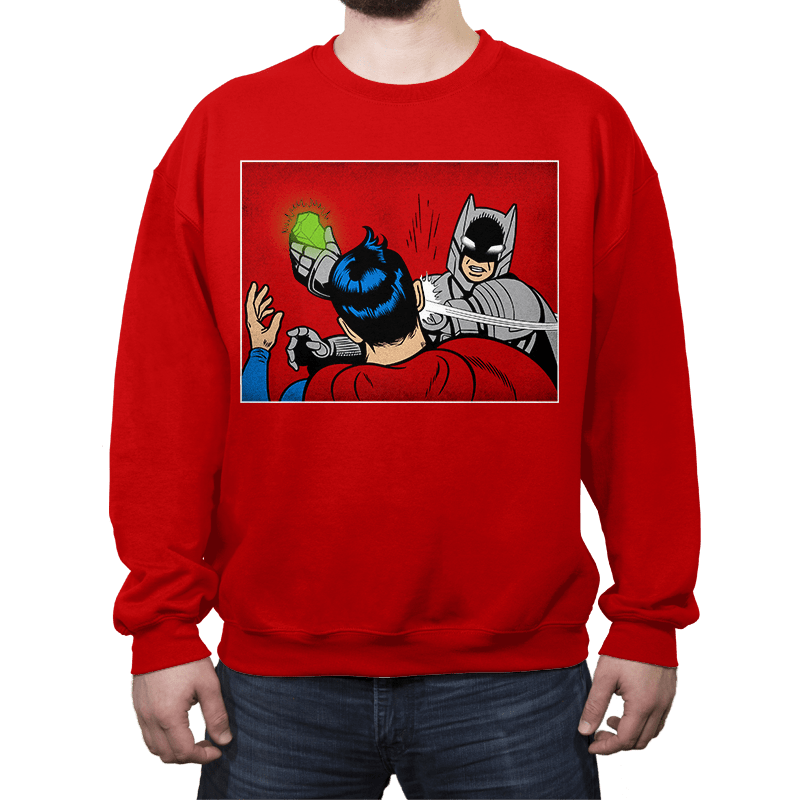 Bat-Slap - Crew Neck - Crew Neck - RIPT Apparel