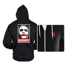 Chaos and Disobey - Hoodies - Hoodies - RIPT Apparel