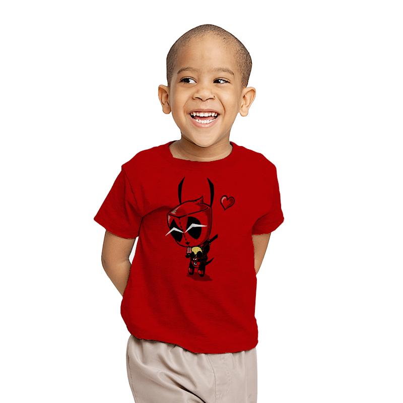 GIRpool Loves Tacos - Youth - T-Shirts - RIPT Apparel