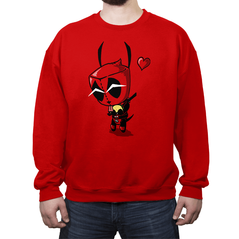 GIRpool Loves Tacos - Crew Neck - Crew Neck - RIPT Apparel
