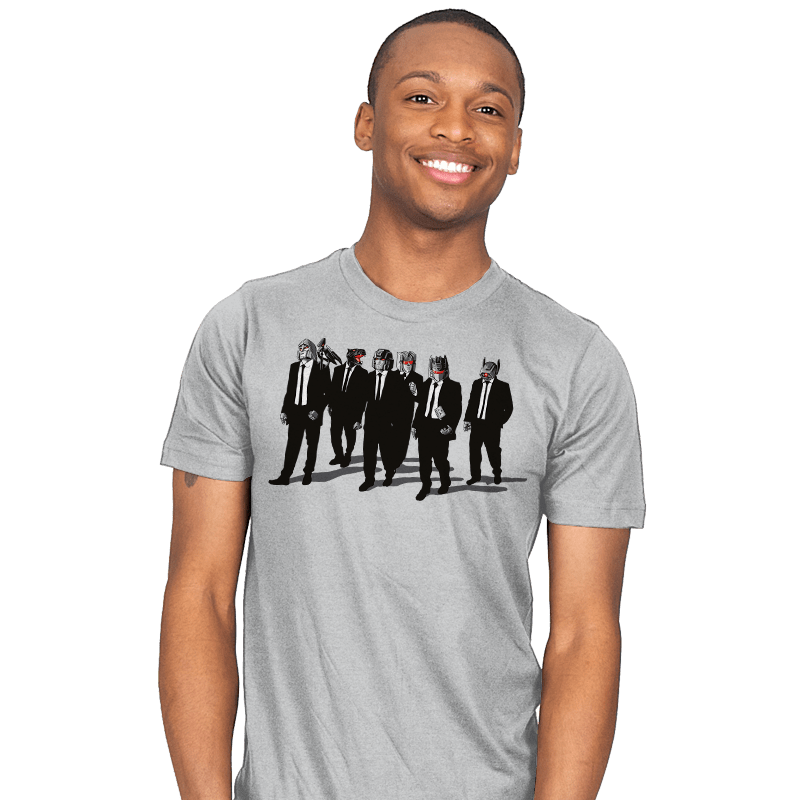Reservoir Bots - Mens - T-Shirts - RIPT Apparel
