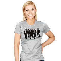 Reservoir Bots - Womens - T-Shirts - RIPT Apparel