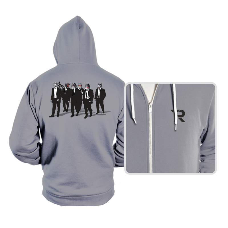 Reservoir Bots - Hoodies - Hoodies - RIPT Apparel