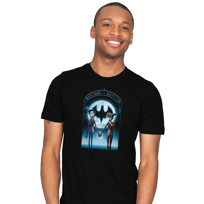 Crazy Bride - Mens - T-Shirts - RIPT Apparel
