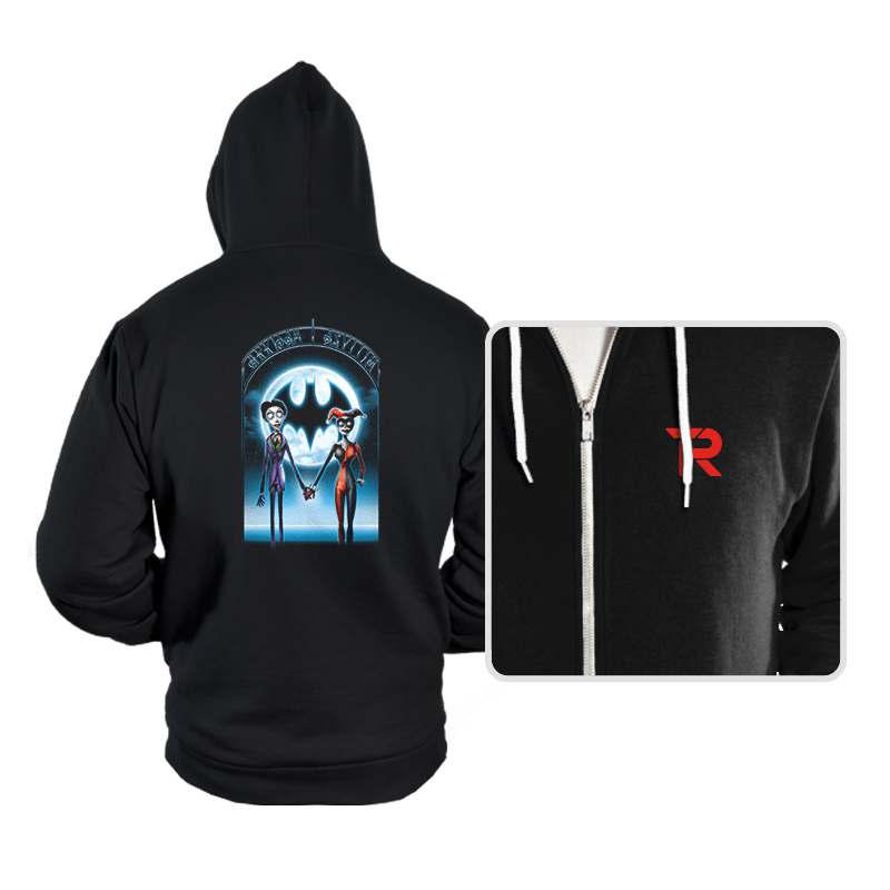 Crazy Bride - Hoodies - Hoodies - RIPT Apparel