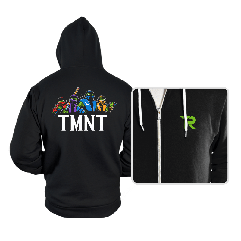 Mortal Turtles - Hoodies - Hoodies - RIPT Apparel