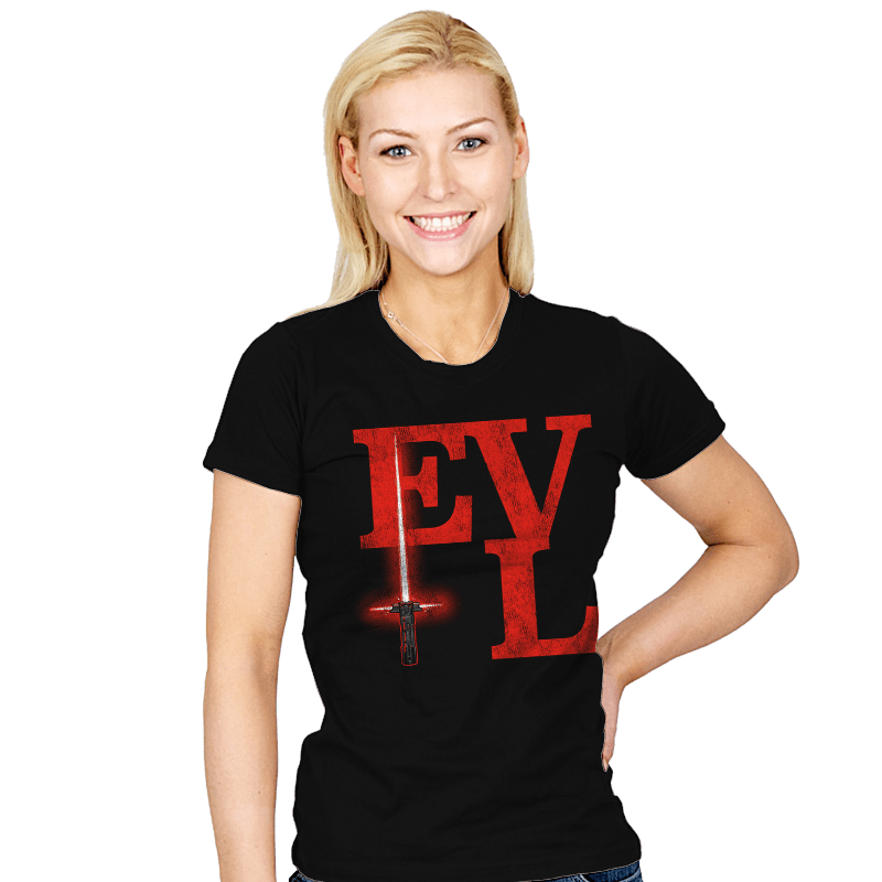 H8 Kylo Exclusive - Womens - T-Shirts - RIPT Apparel