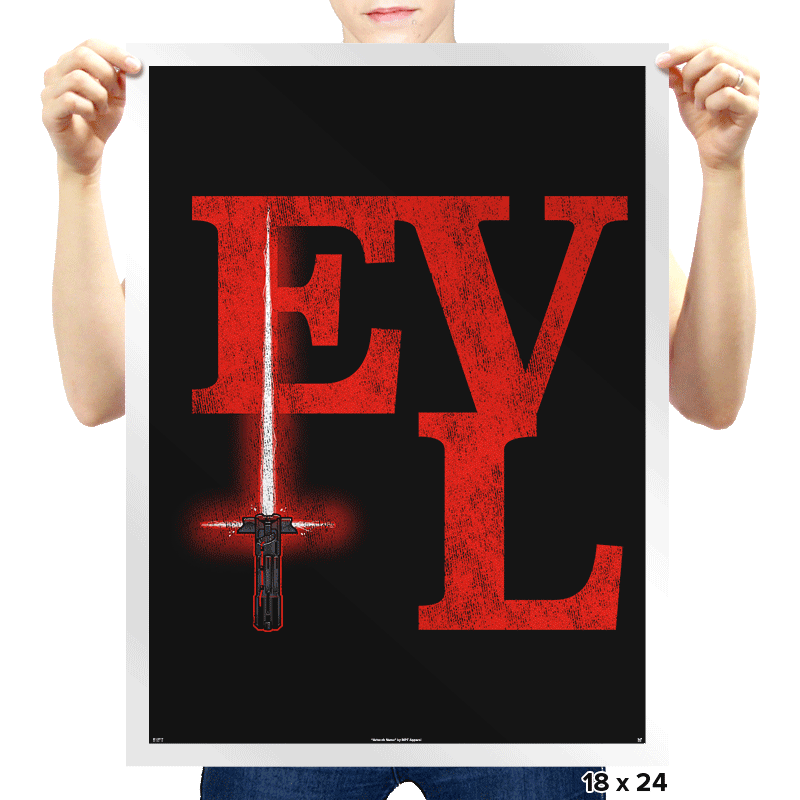 H8 Kylo Exclusive - Prints - Posters - RIPT Apparel