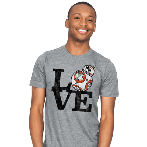 Love BB Exclusive - Mens - T-Shirts - RIPT Apparel