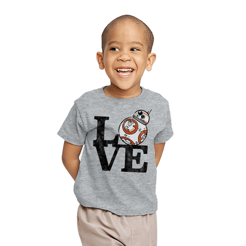 Love BB Exclusive - Youth - T-Shirts - RIPT Apparel