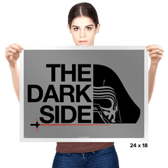 North of the Darker Side Exclusive - Prints - Posters - RIPT Apparel