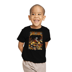 Shroom Exclusive - Youth - T-Shirts - RIPT Apparel