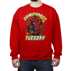 Chimichanga Tuesday Exclusive - Crew Neck - Crew Neck - RIPT Apparel