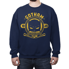 Detective's Club Exclusive - Crew Neck - Crew Neck - RIPT Apparel