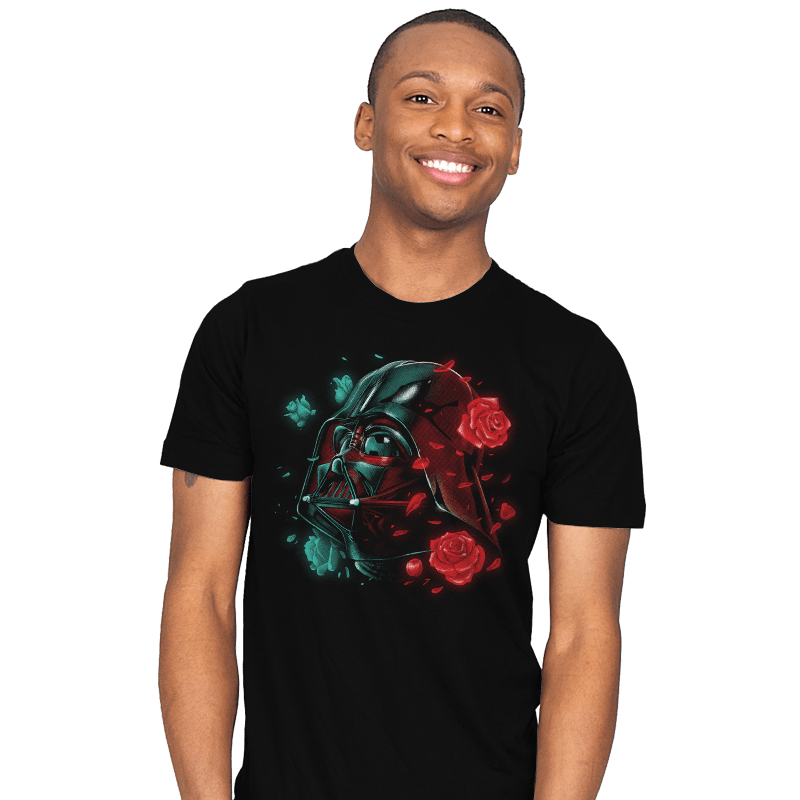 Dark Side of the Bloom - Mens - T-Shirts - RIPT Apparel