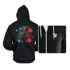 Dark Side of the Bloom - Hoodies - Hoodies - RIPT Apparel